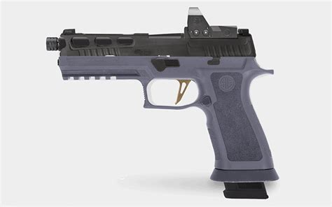 Sig 320 Xseries Grip Module Assembly P320 Xseries 940357 Carry Medium White