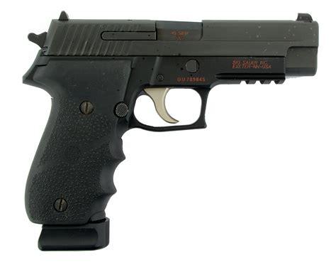 Sig 40 Caliber Handgun
