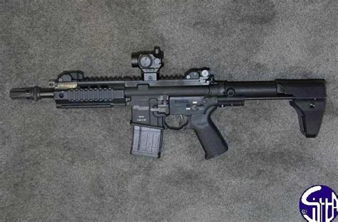 Sig 516 Classic In 300 Blackout