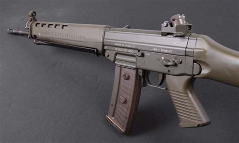 Sig 550 Rifle Review