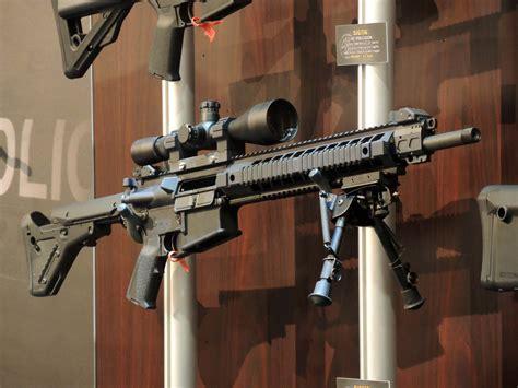 Sig 716 Sniper Rifle