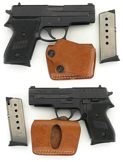 Sig Arms P245 Compact Pistol Nra Museum