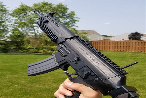 Sig M556