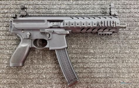 Sig Mpx 5 56 And Aero Precision Fde Lower