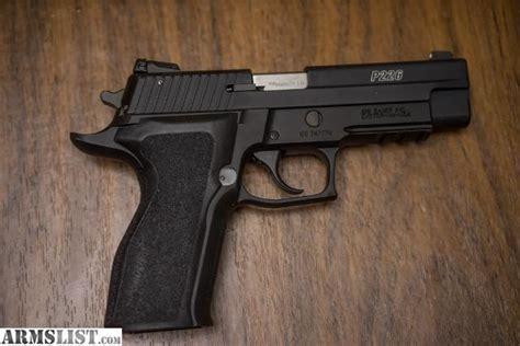Sig P226 22lr Beavertail