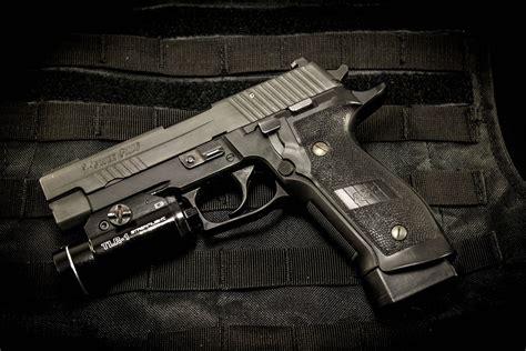 Sig P226 Gun Light