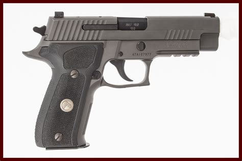 Sig P226 Legion 357 For Sale