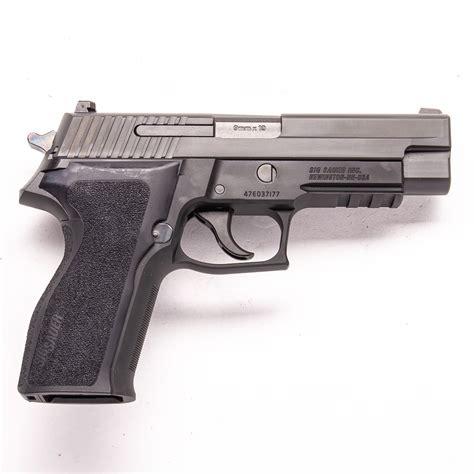 Sig P226 Nitron 357