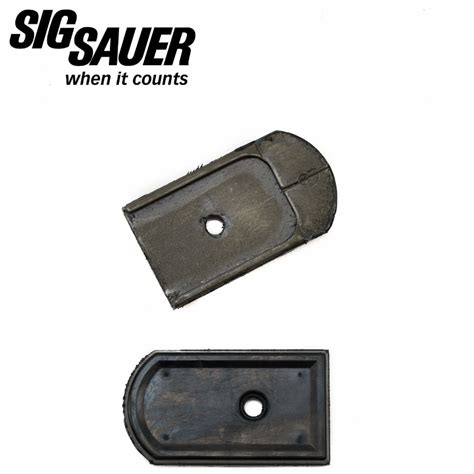 Sig P226 Padded Floor Plate