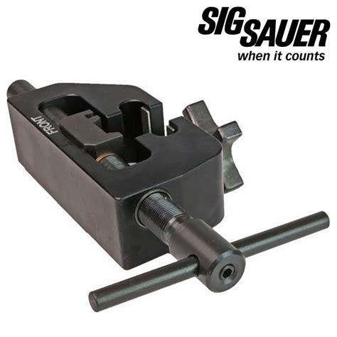 Sig P226 Sight Adjustment