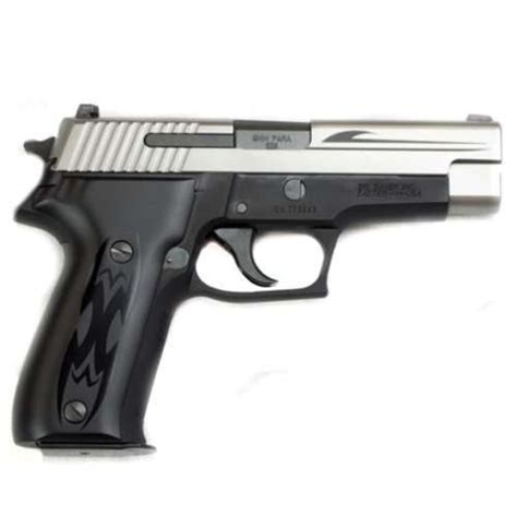 Sig P226 Tribal Two Tone