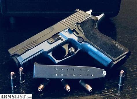 Sig P229 Blue Titanium