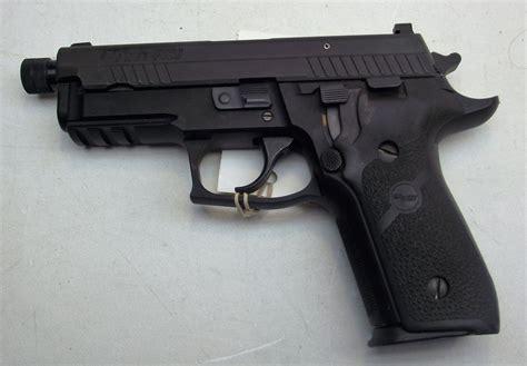 Sig P229 Threaded Barrel