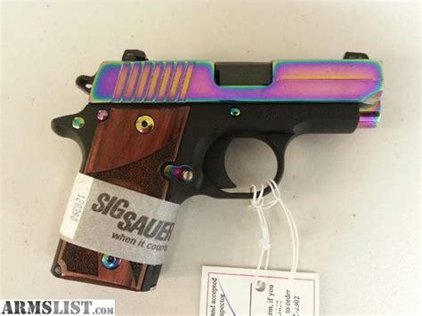 Sig P238 Rainbow For Sale