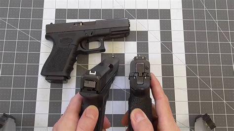 Sig P320 Compact Vs Glock 19 Trigger