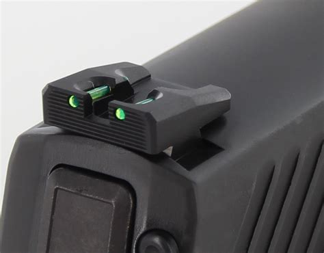 Sig P320 Competition Sights