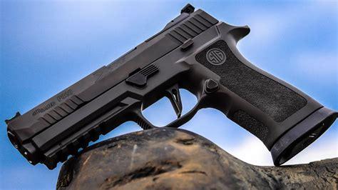 Sig P320 X5 Or Glock 34