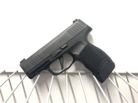 Sig P365 7 Pound Trigger Pull