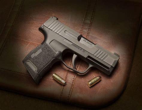 Sig P365 Pocket Pistol