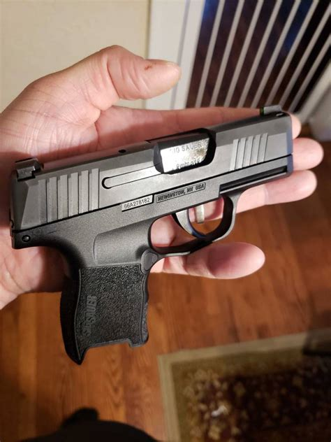 Sig P365 Serial Number Location