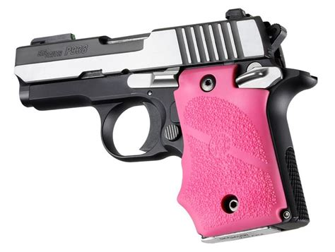 Sig P938 Rubber Grips