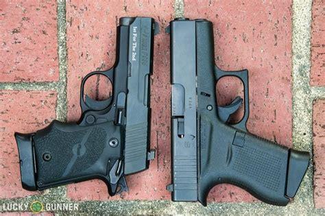 Sig P938 Vs Glock 43 Vs Shield