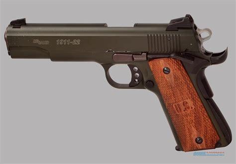 Sig-Sauer Sig Sauer 1911 22lr Pistol.