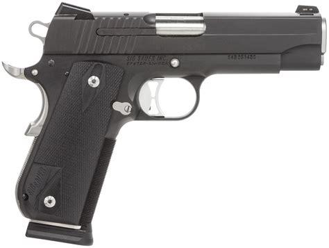 Sig Sauer 1911 45 Acp Carry Nightmare Pistol