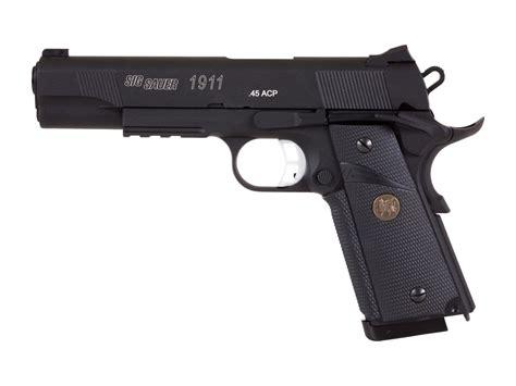 Sig Sauer 1911 Air Pistol Review