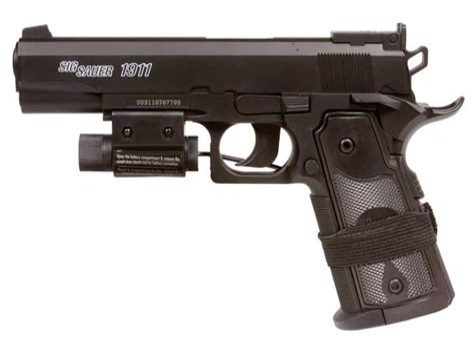 Sig Sauer 1911 Bb Gun Laser Sight