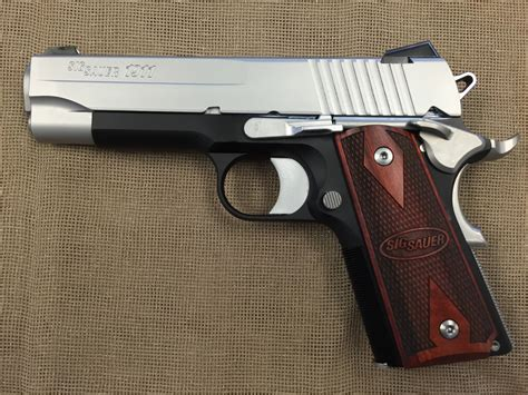 Sig Sauer 1911 C3 Compact Review