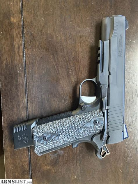 Sig Sauer 1911 Extended Clip