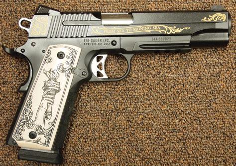 Sig-Sauer Sig Sauer 1911 Liberty .45 Acp Pistol.