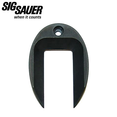 Sig Sauer 1911 Magazine Well Pad