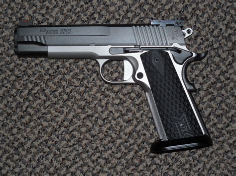 Sig Sauer 1911 Max Michel For Sale
