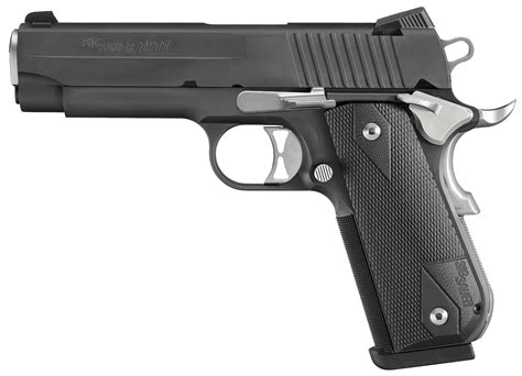 Sig Sauer 1911 Nightmare Fastback Carry Review