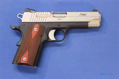 Sig Sauer 1911 Rcs Two Tone For Sale