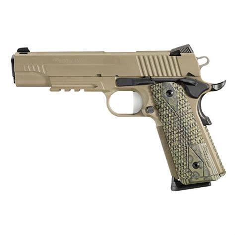Sig-Sauer Sig Sauer 1911 Scorpion Pistol.