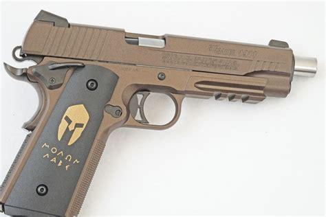 Sig Sauer 1911 Spartan Co2 Bb Air Pistol