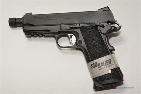 Sig-Sauer Sig Sauer 1911 Tacops Carry For Sale.