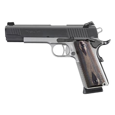 Sig-Sauer Sig Sauer 1911 Two Tone Traditional.
