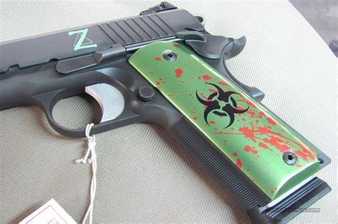 Sig Sauer 1911 Zombie Edition