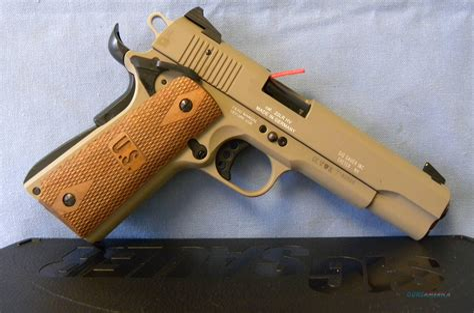 Sig-Sauer Sig Sauer 1911-22 Fde Handgun.