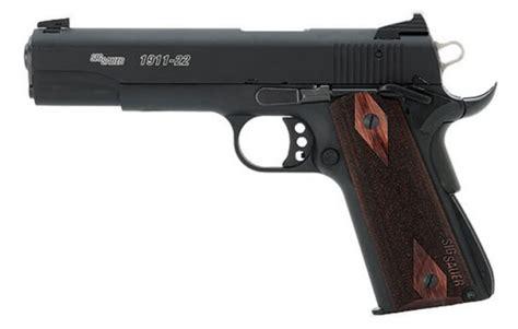 Sig-Sauer Sig Sauer 1911-22 Rimfire Pistol Kit.