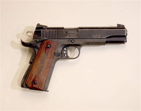 Sig-Sauer Sig Sauer 1911-22 Semi-Automatic Pistol.