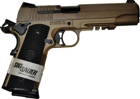 Sig Sauer 1911r 45acp Pistol