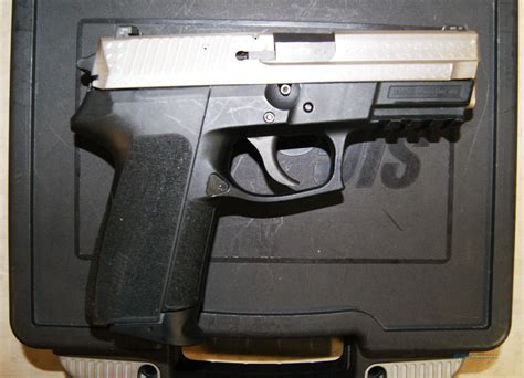 Sig Sauer 2022 9mm Plated