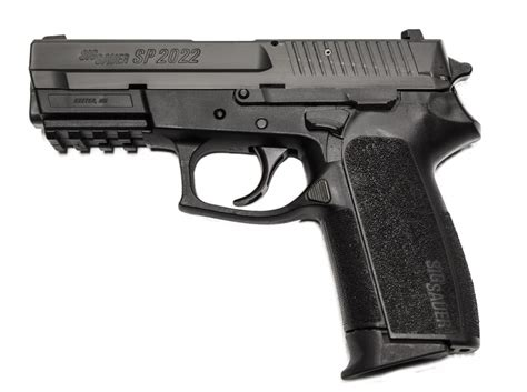 Sig Sauer 2202 9mm Review