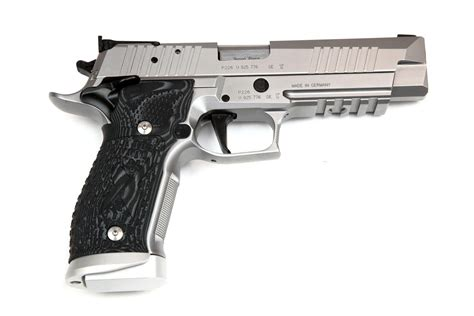Sig Sauer 226 X5 Supermatch Stainless Steel For Sale