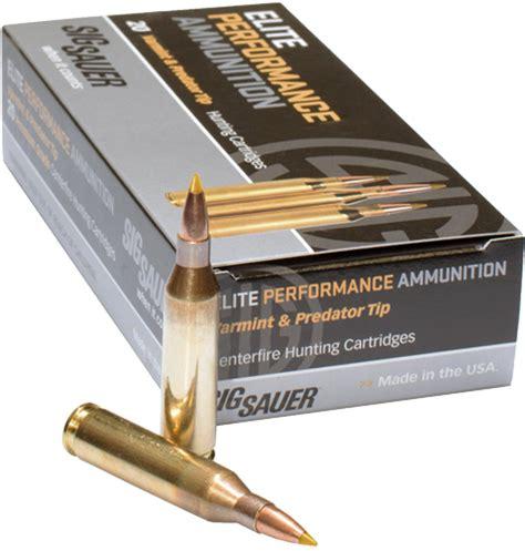 Sig Sauer 243 Ammo